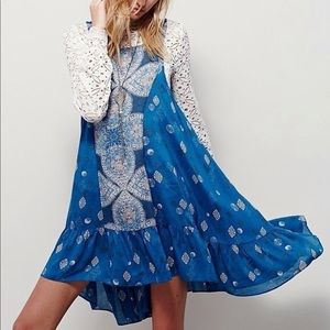 Free People Intimately Into You Slip Dress